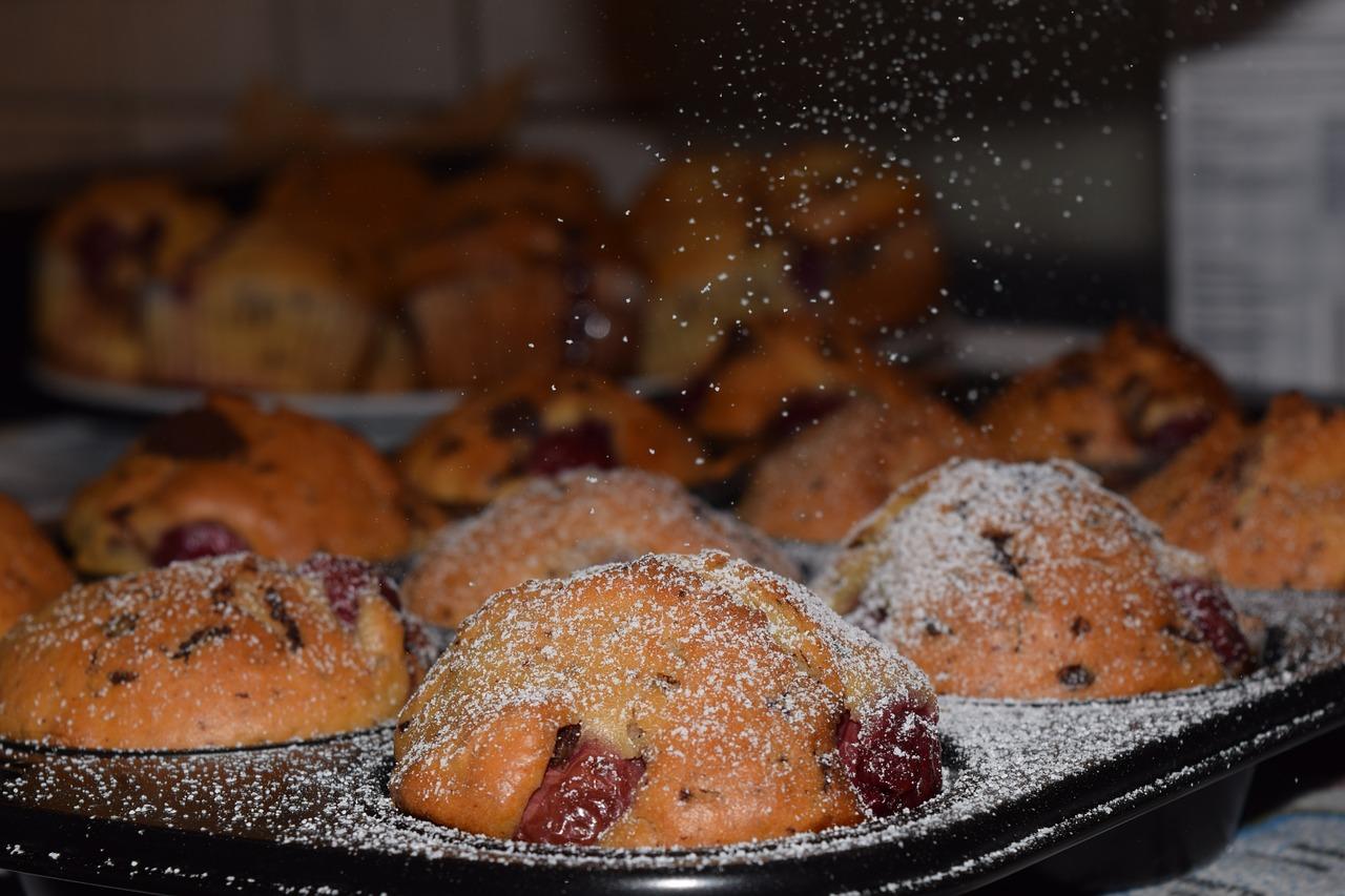 Muffinki brownie w 20 minut