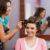 Kręcenie włosów na papiloty